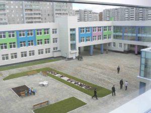 Средняя школа №200 Крестинского, 39
