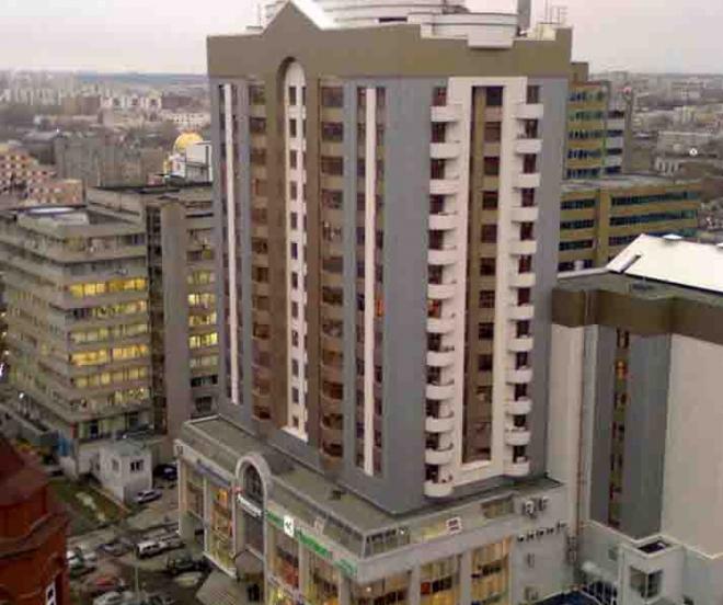 Екатеринбург. Жилой дом по ул. Белинского 54